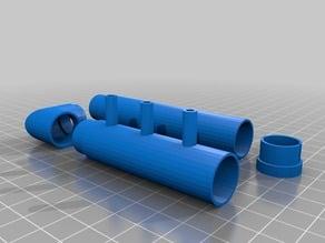 Modular Jewel 180 Filter Out-Flow Set (All Parts)