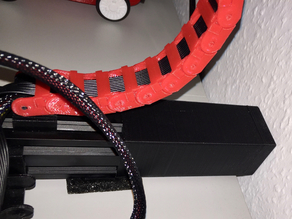 Ender 3 - distance spacer wall