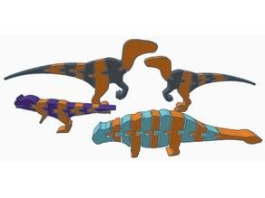 Flexi Dinos Remix