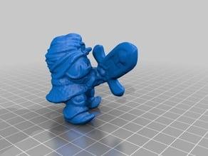 Warrior Toy Scan