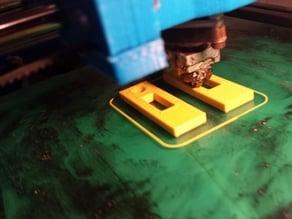 Mini Mill Clamp