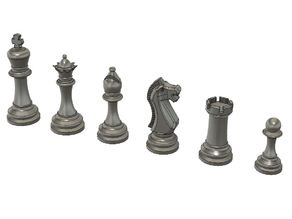 Simple/Classic Chess Set