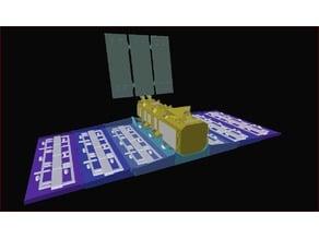 SAOCOM satellite