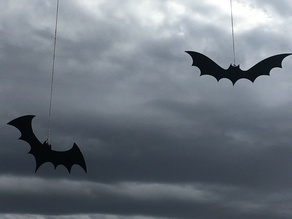 Halloween Decorative Bats