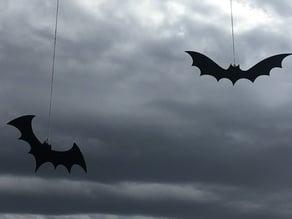 Halloween Decorative Bats
