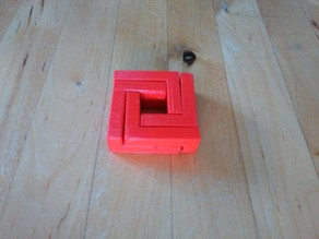 Hanayama Cube Puzzle