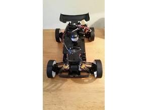 1/18 buggy drift wheel/tire