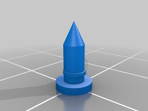 Scalable 3mm hole plug