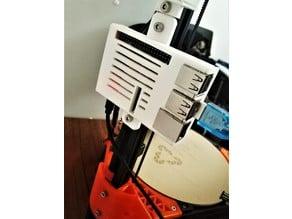 Raspberry PI 3B+ Sleeve Case Aluminium Extrusion mount , GPIO, Camera