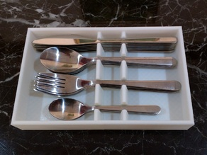 IKEA Förnuft Flatware tray