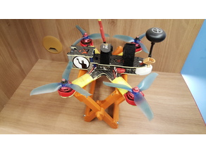 Pad for racing drone 150-300mm