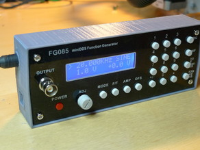 Case for FG085 signal generator