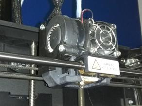 CFD Optimized Replicator2 Active Cooling Fan Duct
