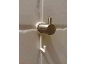 Bathroom hook extension