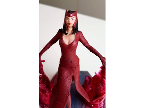 Scarlet Witch - Marvel NOW