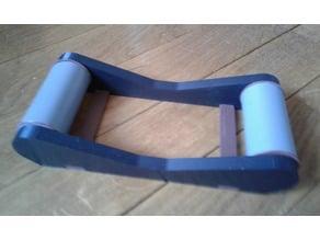 Spool holder-porte bobine-dérouleur