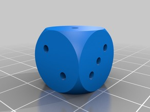 Loaded dice (higher chance for 1)