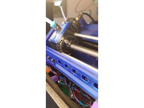 Prusa MMU2/s Moddified Selector