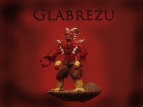 Glabrezu by Hyena Lobster