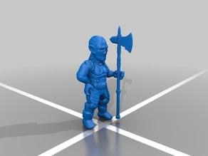 guard gnome