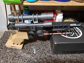 Star Wars Naboo S5 Heavy Blaster Pistol