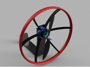 R/C Paramotor Cage