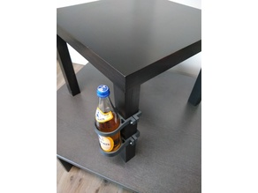 Club-Mate Bottle Holder for IKEA Lack