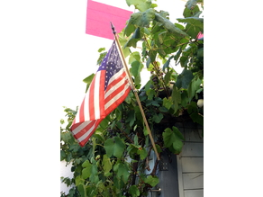 Flag Mount (Corner)
