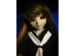3d ball jointed doll 1/3