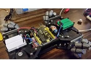 Mecanum Robot Platform