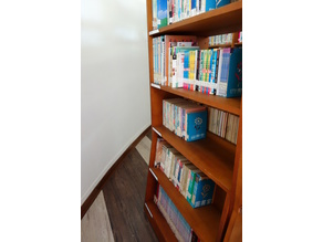 書架層版標示牌_bookshelf label