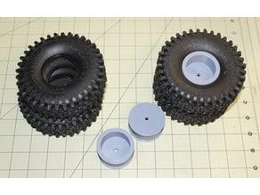 Customizable RC wheels