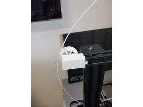 Filament Side Guider V2 Ender 3 Zola Lab