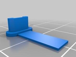 Micro USB Cover w/ Tab