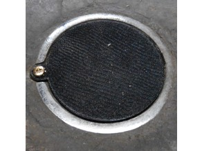 Drain cap (82mm)