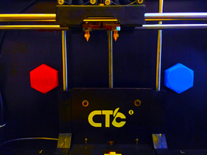 Filament Spool Holder for CTC / Makerbot / Geetech...