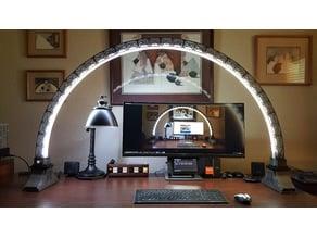 LED Bridge Lamp Remix