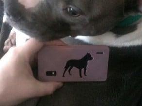 Nexus 4 Pitbull Case