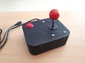 Arcade USB Joystick - One button left