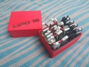 LiPo 1s storage box