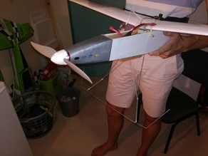 Folding Propeller Spinner