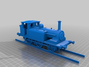 Terrier frame in O scale