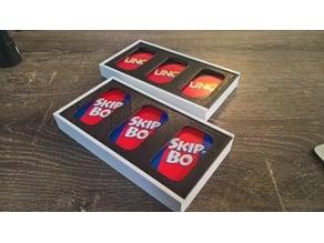 Card Box/ Storage box with sliding lid