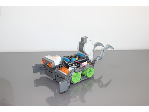 Lego module for SMARS