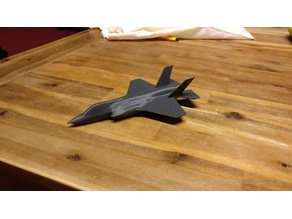 F-35 Lightning II - JSF - 1/85 scale