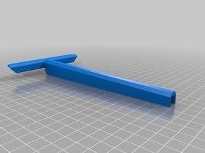 Anet A8 frame brace