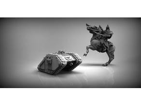 40k Benchy (Sci-Fi Goliath tank)