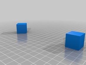 2 Cube Speed Test