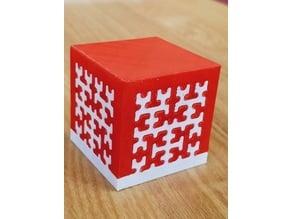 Dovetail Hilbert Cube