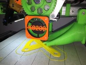 Velleman K8200 Air Cover 40mm Blower